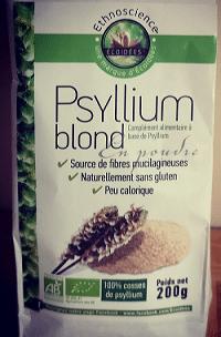 Psyllium blond pour lutter contre la constipation chronique